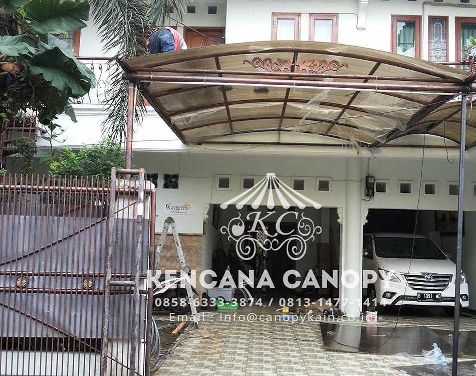 Canopy Polycarbonate 1