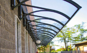 Canopy Polycarbonate Multifungsi Dan Fleksibel Mudah Dipasang