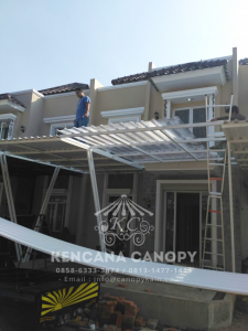 Canopy Atap Alderon