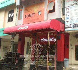 Canopy Kain Medan