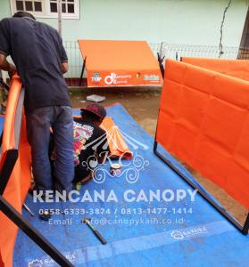 Canopy Kain Jakarta Timur
