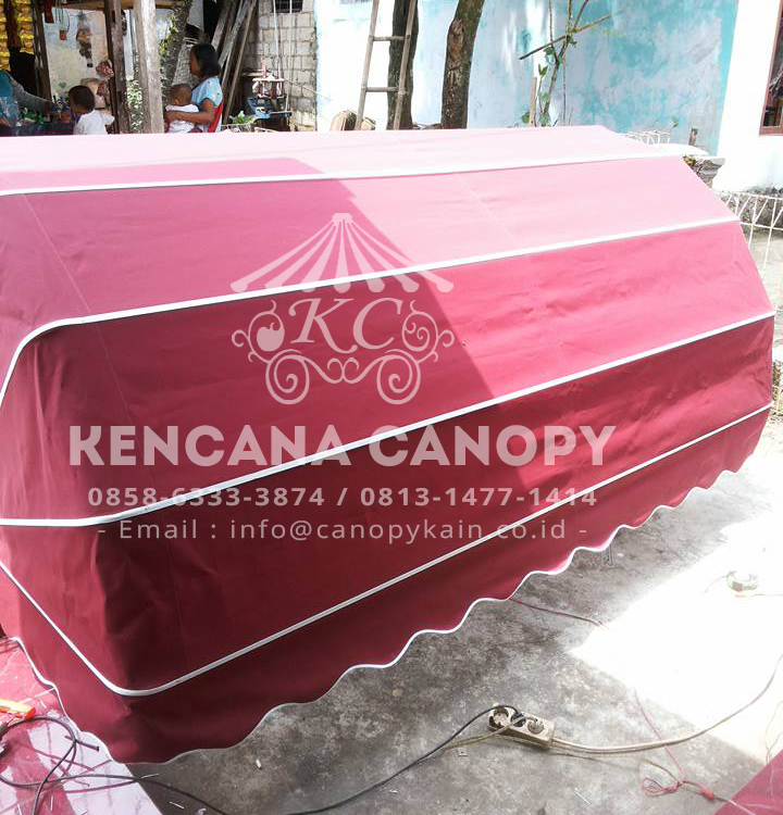 Canopy Kain Kalimantan